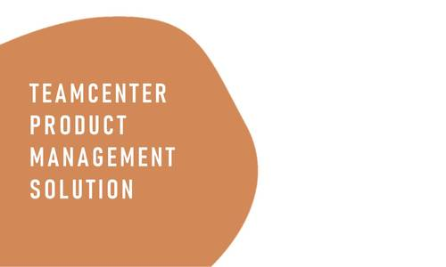 Teamcenter Product