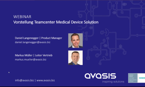 On-Demand Webinar_ Vorstellung Teamcenter Medical Device Solution